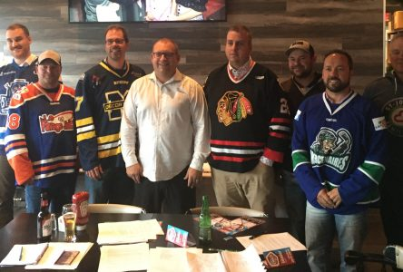 Une 8e saison pour la Ligue de Hockey Côte-Sud Coors Light