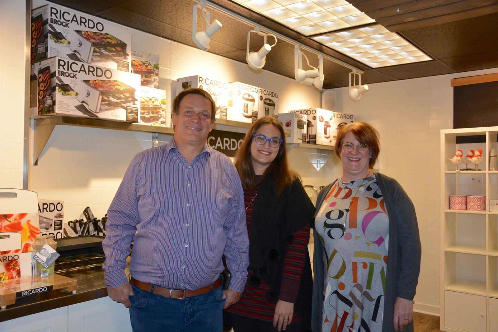 Montmagny: Cuisinerie & Cie s'installe au centre-ville