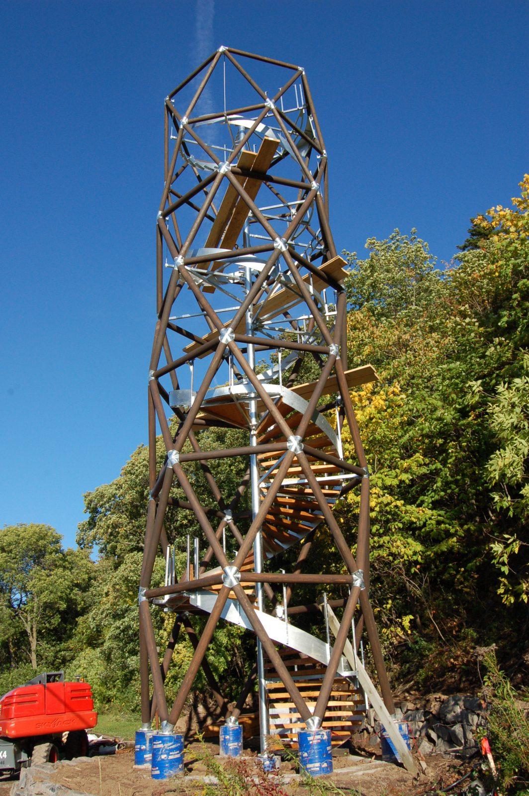 La tour de l'innovation se concrétise à Saint-Jean-Port-Joli