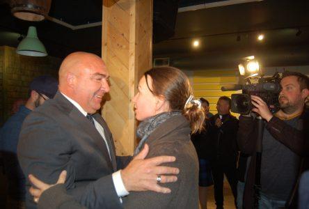 Bernard Généreux réélu avec une forte majorité