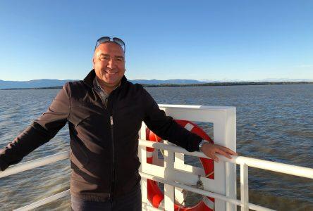 La tournée du comté en 36 jours: mission accomplie pour Bernard Généreux