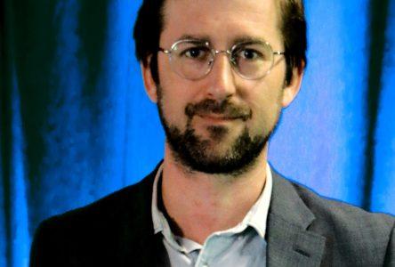 Louis Gagnon, candidat du Bloc Québécois.