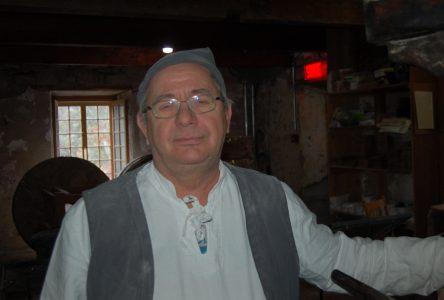 Le meunier Réjean Labbé reçoit le Mérite historique