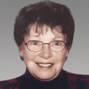 Madame Fernande Gagnon