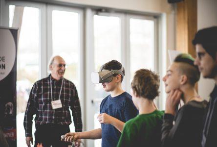 Une fête technologique pour les jeunes