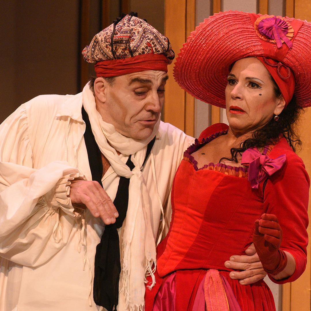 Le malade imaginaire, la 4e représentation, l'ultime pièce de Molière!