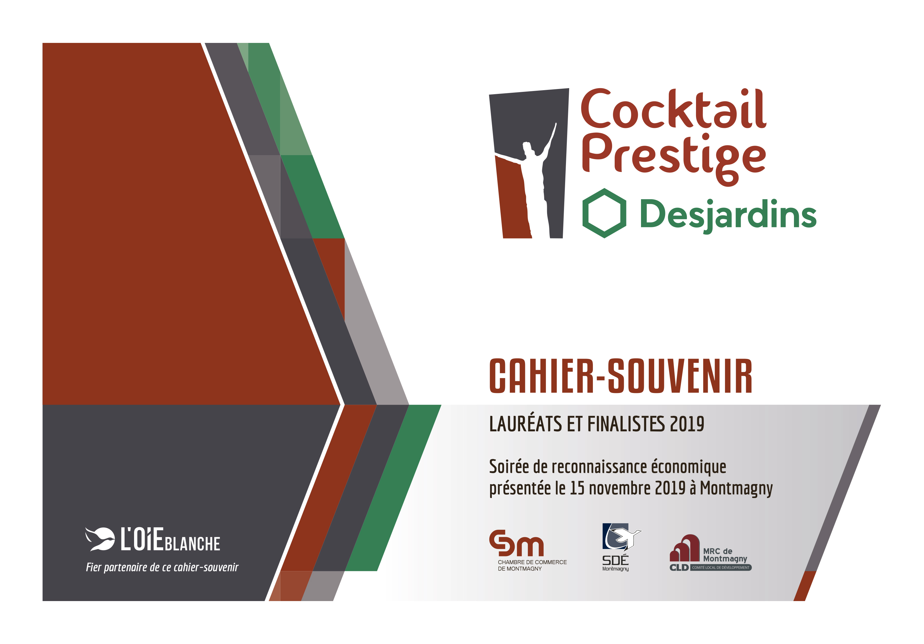 Cocktail Prestige Desjardins
