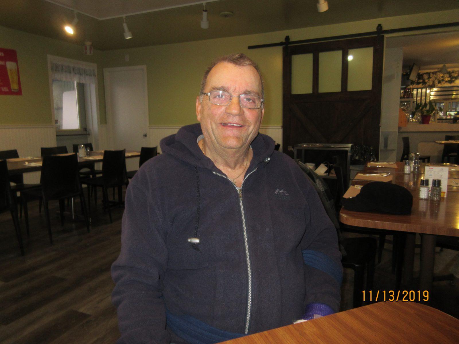 Lauréat Fortin élu à Saint-Omer