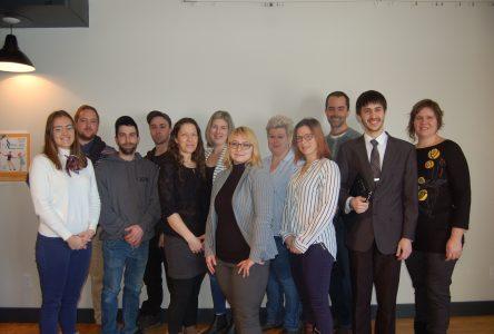 Lancement du Carrefour des Jeunes Leaders d'Affaires de la MRC de L'Islet