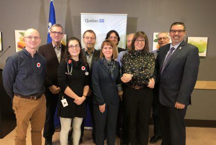 Entente de collaboration entre les CISSS de Chaudière-Appalaches et du Bas-Saint-Laurent