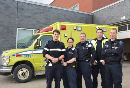 Des ambulances informatisées pour sauver de précieuses minutes