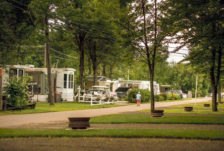 Rectification: le Camping CO-OP des Érables n'est pas en faillite