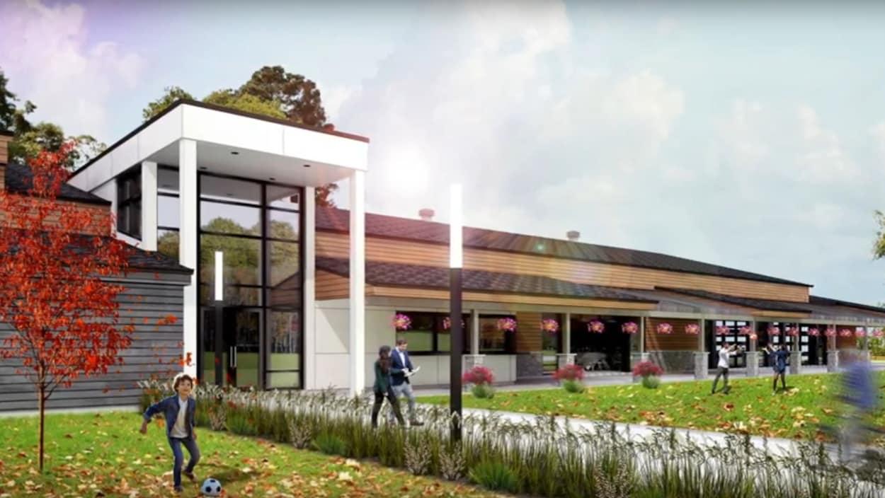 Le projet du Centre multifonctionnel écarté