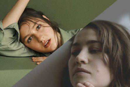Salomé Leclerc et Lou-Adriane Cassidy en plateau double