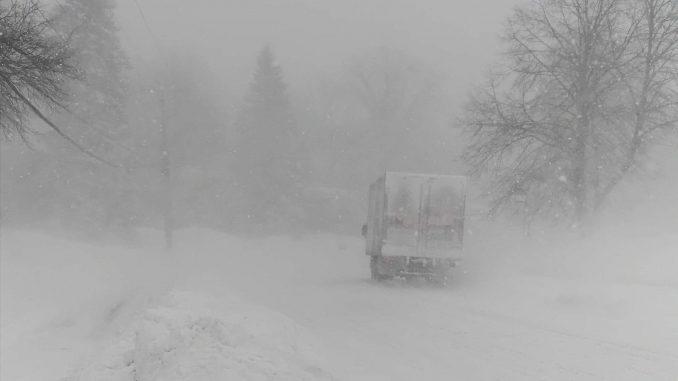 Fermeture de commerces en raison de la tempête