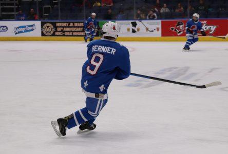 L'expérience de Fred-Étienne Bernier… chez les Nordiques!