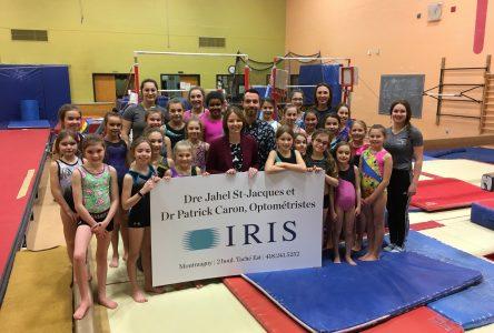 IRIS Montmagny verse 5000$ à la campagne de financement de Magny-Gym