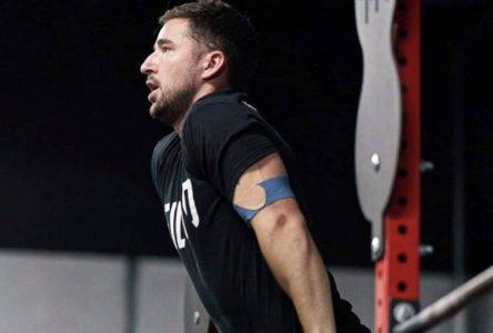 François Laverdière accède aux mondiaux en CrossFit