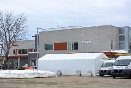 La clinique de dépistage temporaire ouvre aujourd'hui à l'hôpital de Montmagny