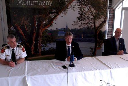 Montmagny donne, décontamine et informe…