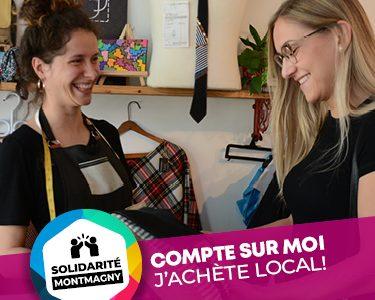 Solidarité Montmagny: les organismes de développement économique invitent les internautes à afficher leur appui au mouvement