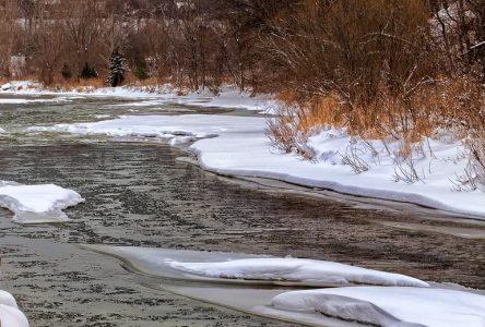 Précautions à prendre en prévision de la crue printanière des rivières