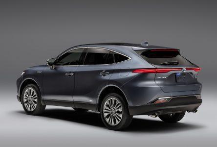 Le retour du Toyota Venza en 2021