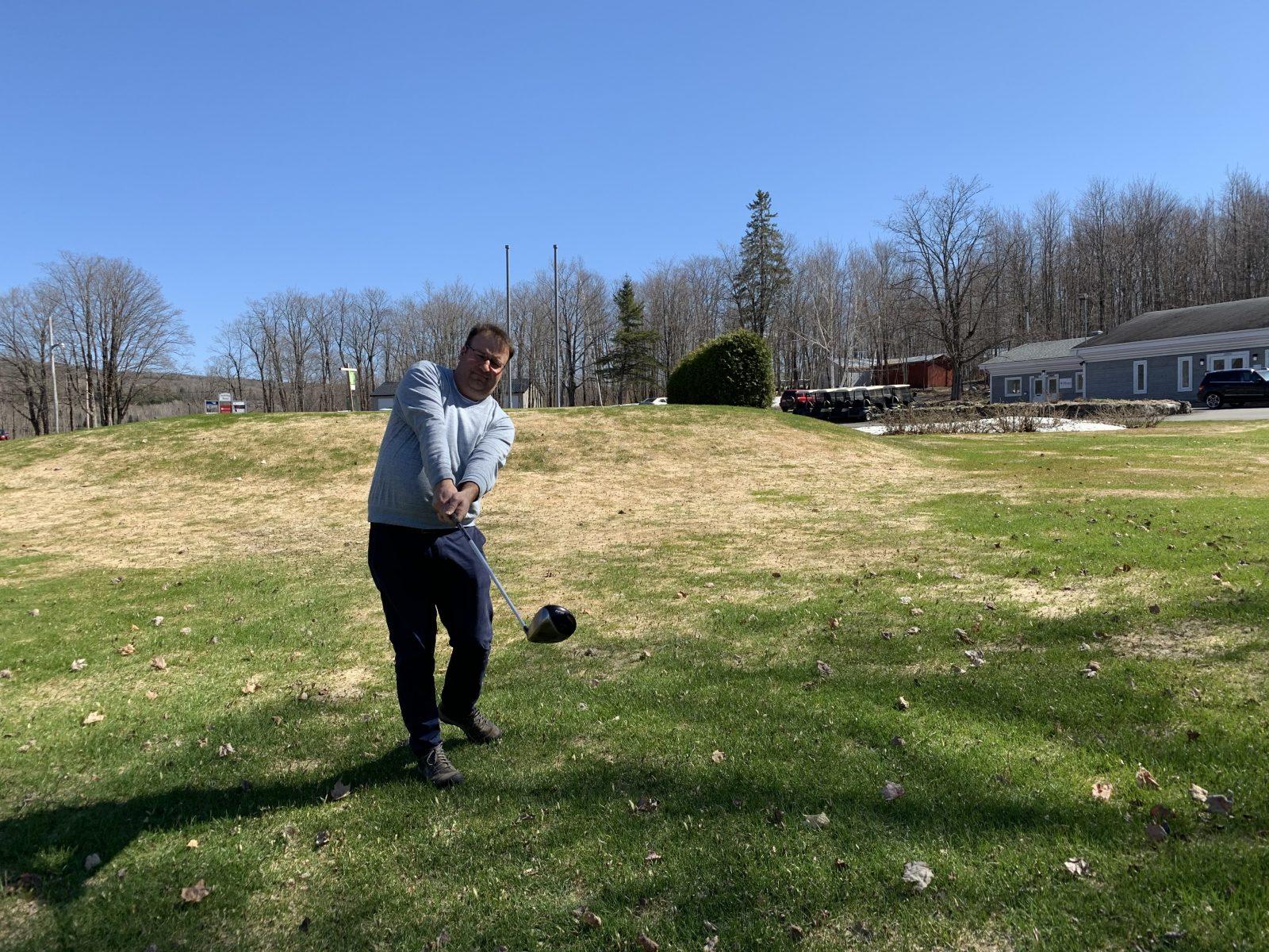 Reprise graduelle des activités sportives: nos golfs ouvrent la semaine prochaine