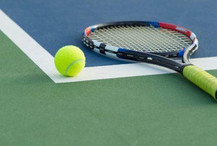 Bonne nouvelle pour les joueurs de tennis de Montmagny