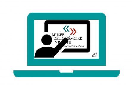 Programmation éducative pour ados au Musée de la mémoire vivante