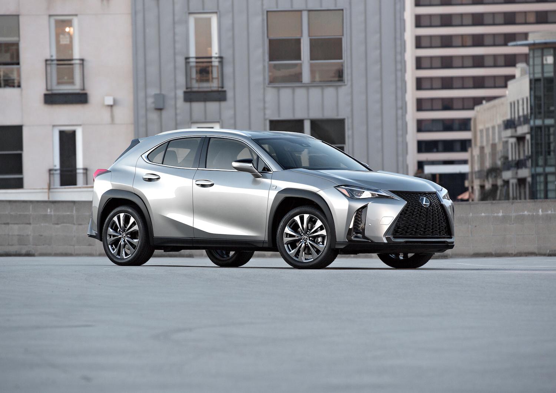 Lexus UX – Premiers pas électriques, mais pas chez nous