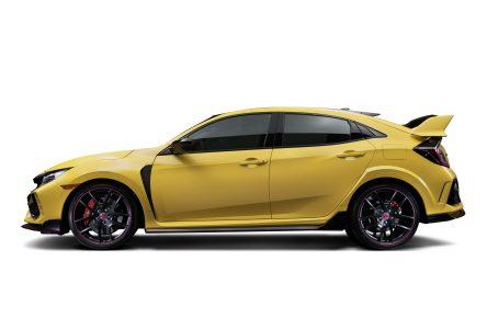 100 Honda Civic Type R édition spéciale vendue en 4 minutes