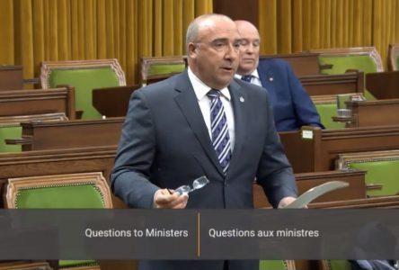 Industrie touristique – Bernard Généreux met de la pression sur Ottawa