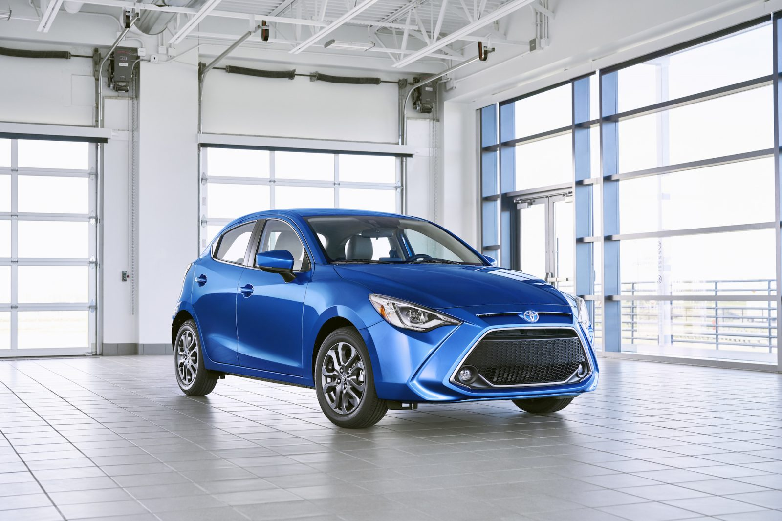 Toyota met fin à la Yaris