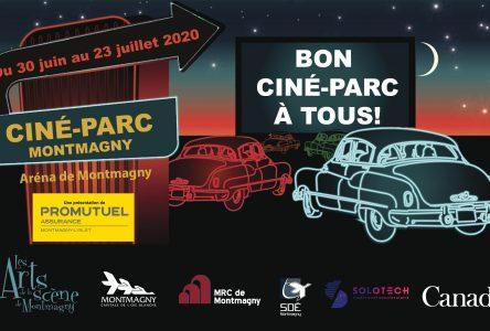 Promutuel Assurance Montmagny-L'Islet, présentateur officiel du Ciné-Parc