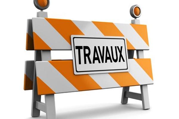 Entrave à la circulation: une portion de l'avenue du Quai fermée à la circulation