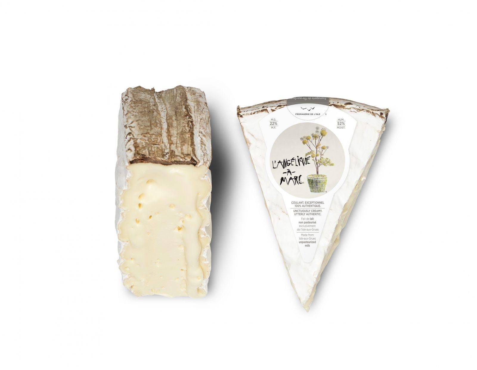 La Fromagerie de l'Îsle met en marché deux nouveaux fromages fins