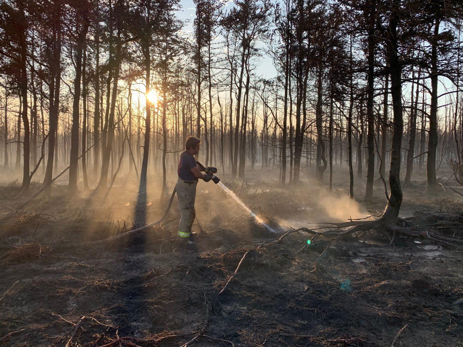 La Ville de Montmagny envoie des pompiers à Rivière-Ouelle