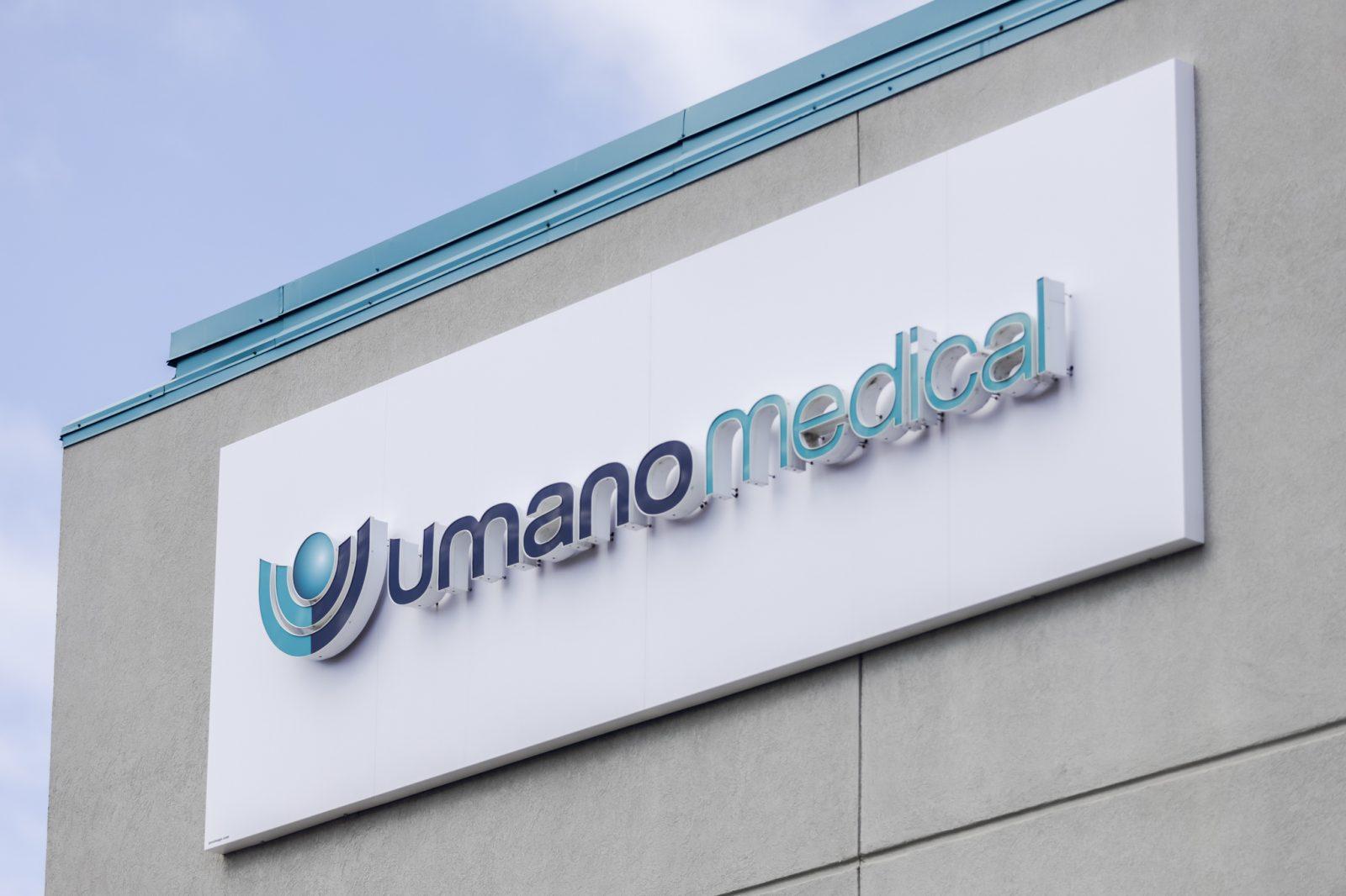Umano Medical investit 38 millions$ dans des produits et technologies novateurs