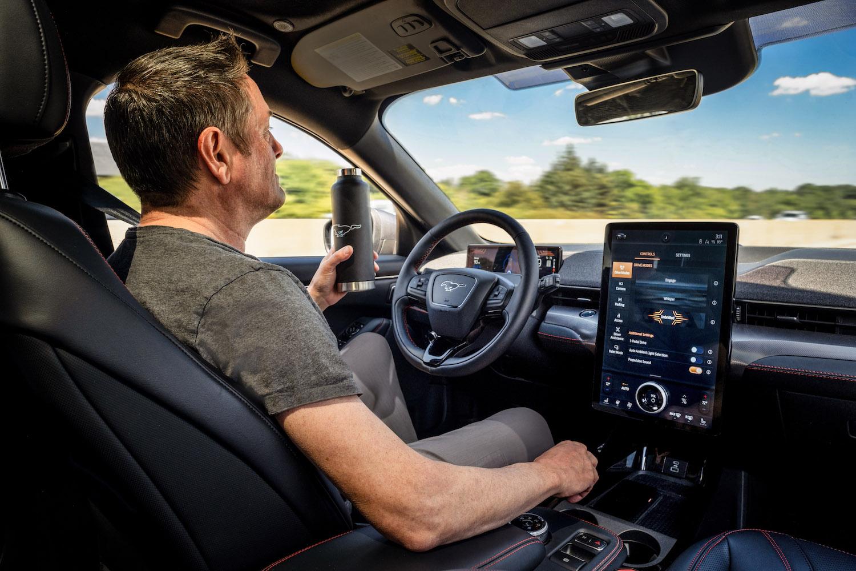 Un pas de plus vers la conduite autonome chez Ford