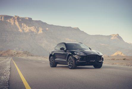 Aston Martin au bord du gouffre