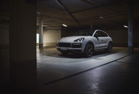 Retour du moteur V8 dans le Porsche Cayenne GTS