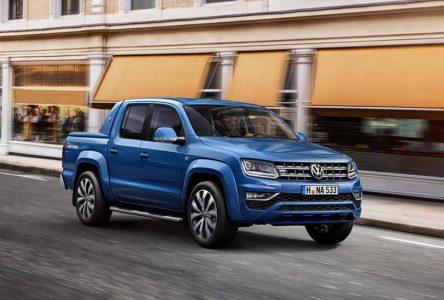Volkswagen va développer un pick-up sur une base de Ford Ranger