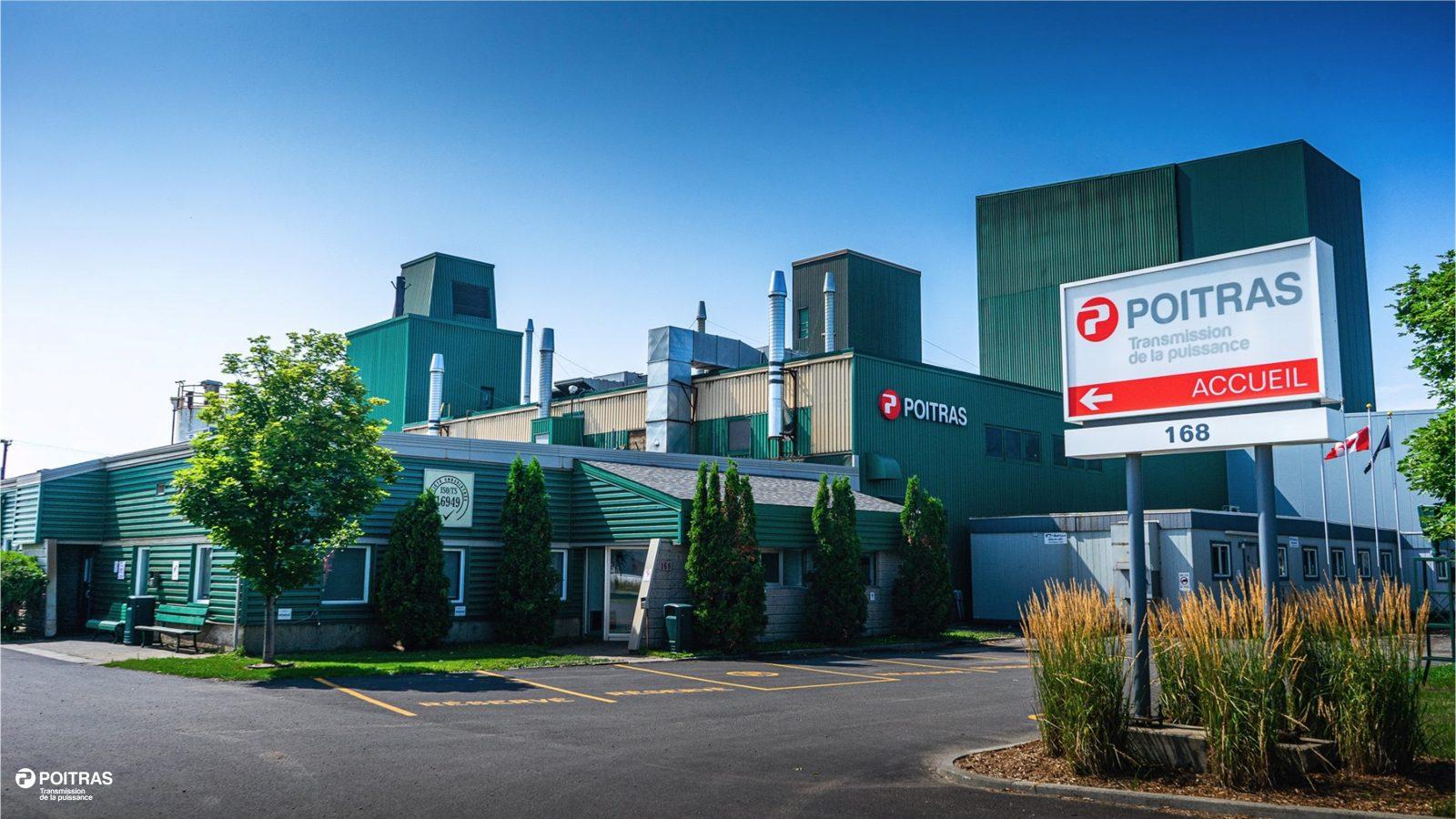 Fonderie POITRAS investit 3,2 millions$ dans une 3e ligne de production