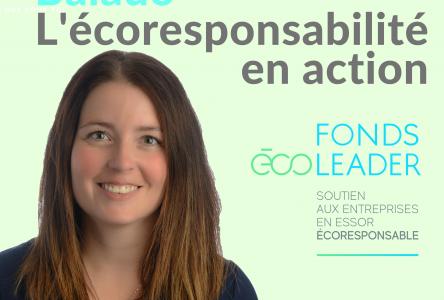 Lancement du balado «L'écoresponsabilité en action» pour les entreprises