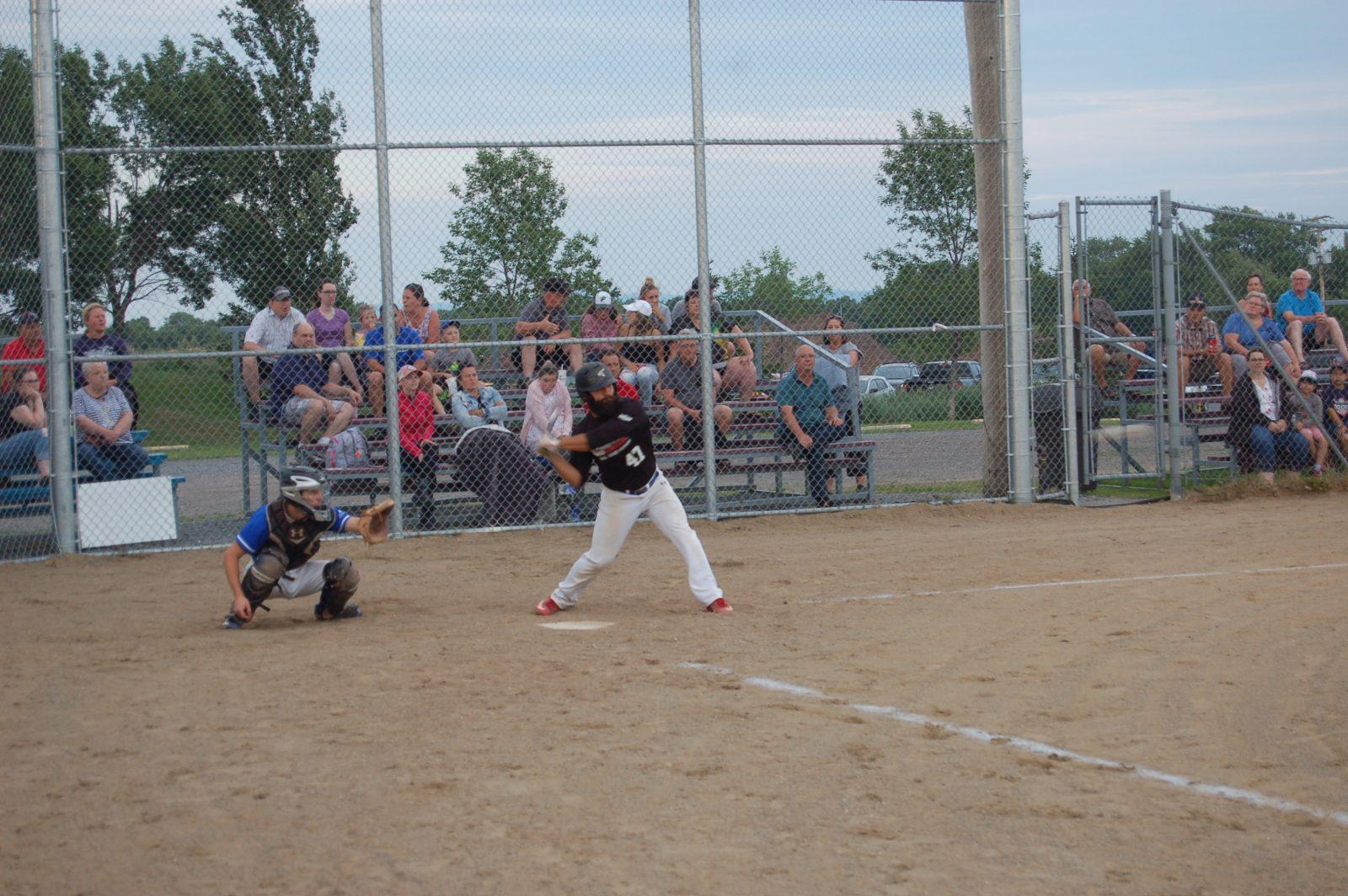 Baseball senior: Montmagny joue 3 matchs en fin de semaine
