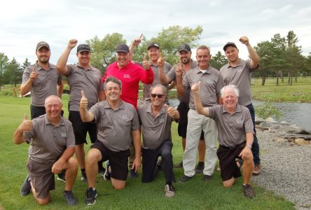 Le Golf Trois-Saumons gagne l'Interclubs