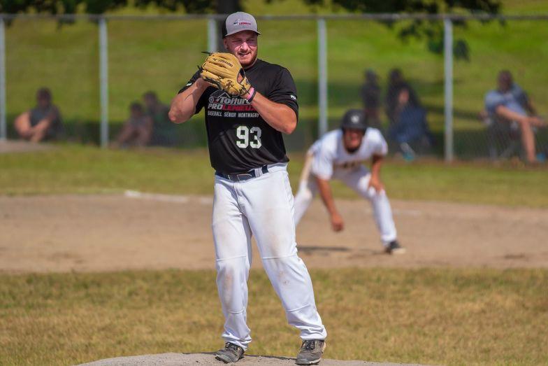 Baseball senior: Montmagny joue deux fois devant ses partisans