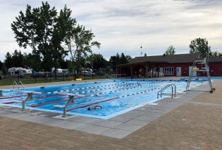 Fermeture temporaire de la piscine extérieure Pointe-aux-Oies en raison d'un bris