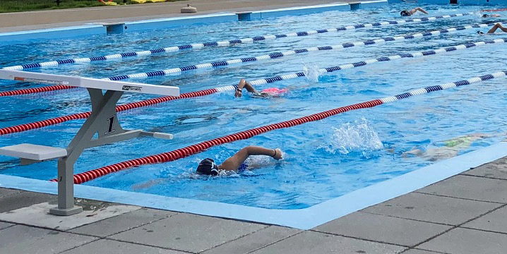 De nouvelles plages horaires pour nageurs seulement à la piscine extérieure Pointe-aux-Oies de Montmagny